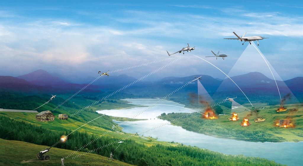 無人機非軍事領域的10種用途