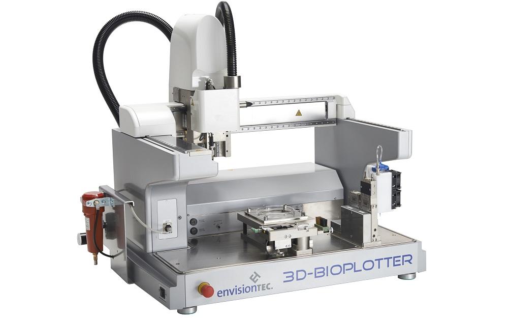 EnvisionTEC最新3D打印机 几分钟就能打一枚戒指