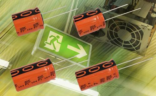 Vishay推出ENYCAP™双层储能电容器 小体积高功率