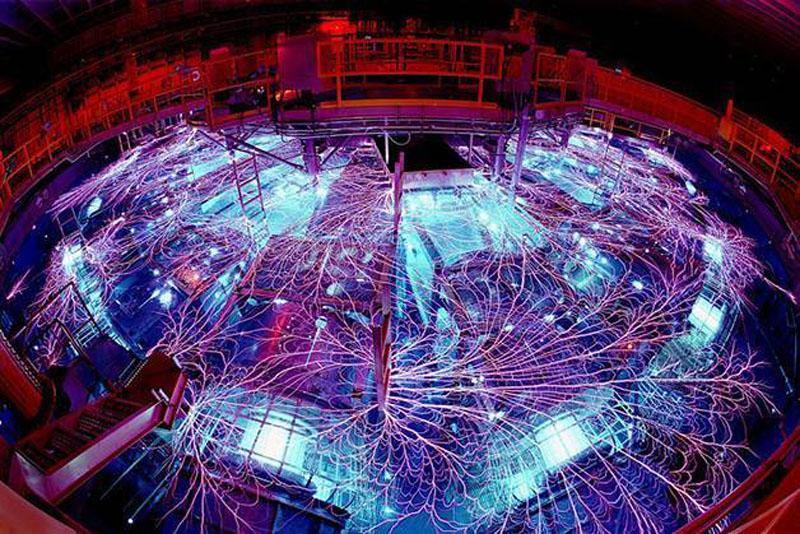 科幻风采:世界最前沿实验室究竟什么样?