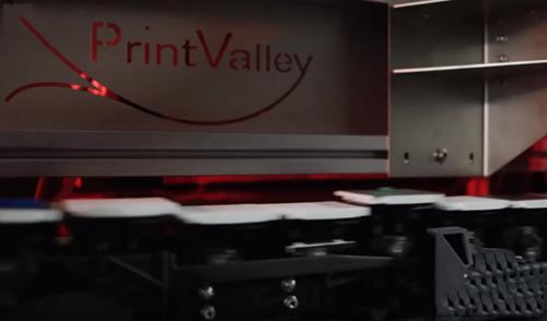 首个高速金属3D打印制造系统PrintValley