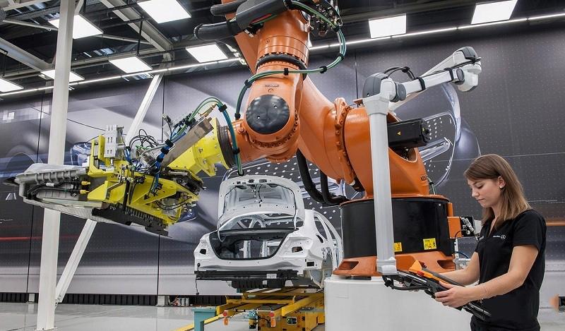 美國制造業最先進技術搶先看
