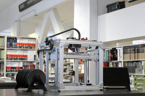 模块化3D打印机:可添加数控铣削和激光切割功能