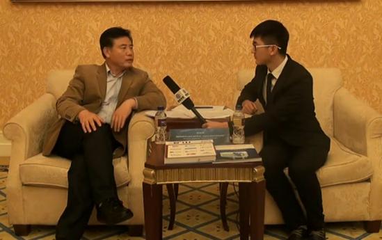 第三届矿业大会专家访谈—张金梅