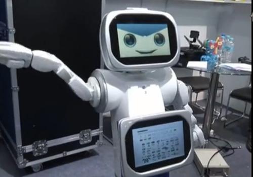 上海中国国际机器人展完美收官