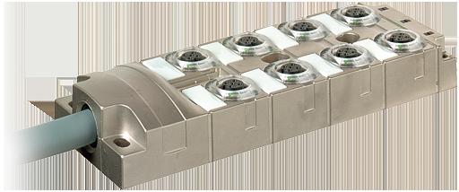 分线盒是为实现从控制柜到现场一致的插入解决方案而设计的。他们在组装和运输时可以很容易地分离。他们可以很容易地分离组装和运输。分线盒的特点是其具有能够承受机械力及热应力的金属外壳,使得他们能够适应在恶劣环境下的应用。