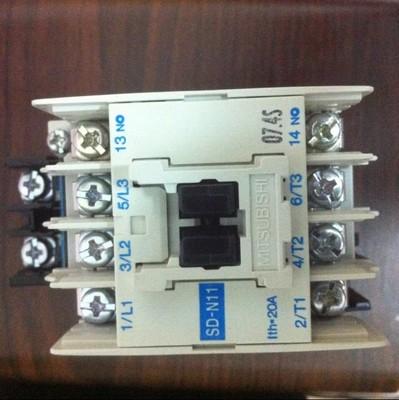 日本三凌直流接触器sd-n95