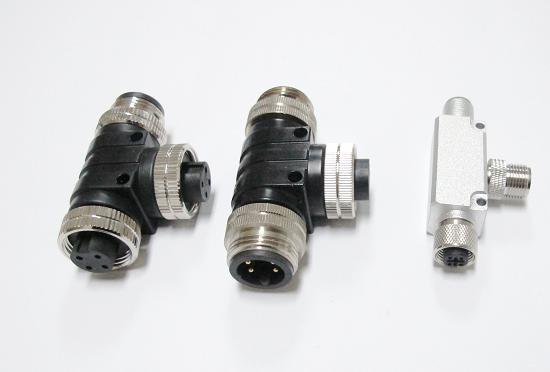 EtherCAT多接口分支节点三通连接器