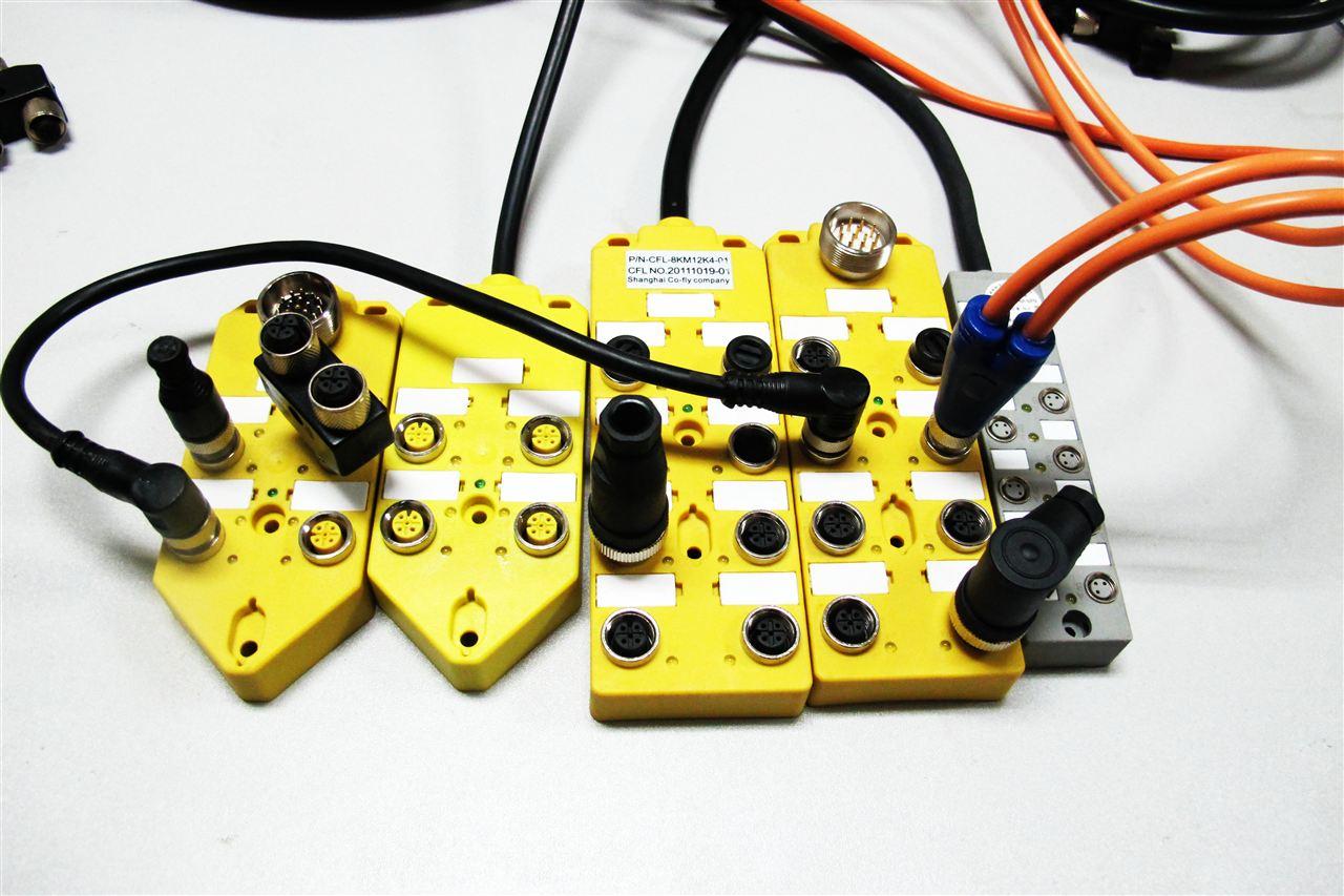 多接口分线盒颜色可以根据实际工况环境另选