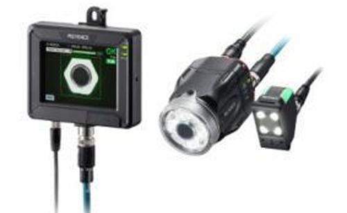 基恩士全新图像识别传感器实现全面稳定检测