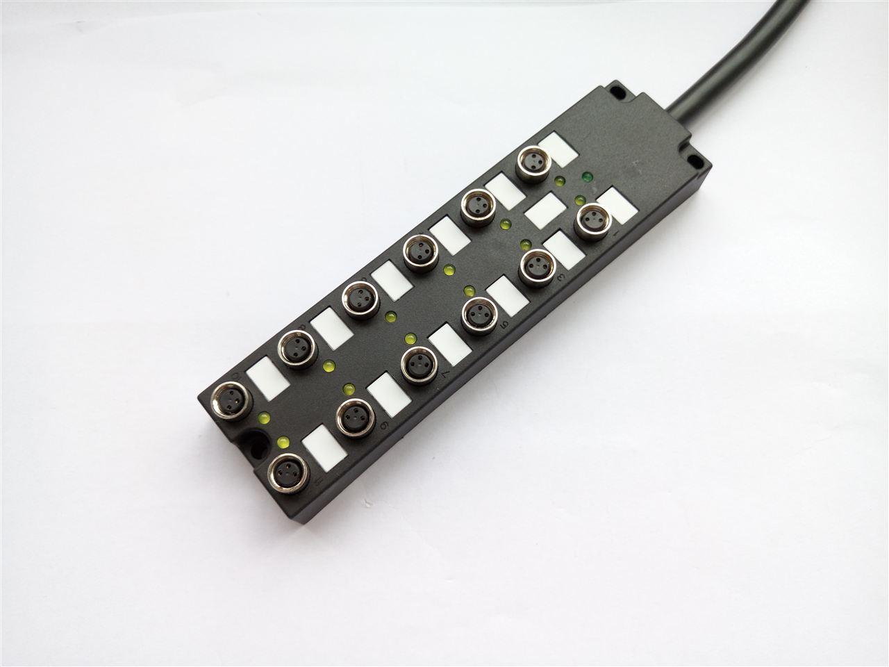 M8传感器分线盒
